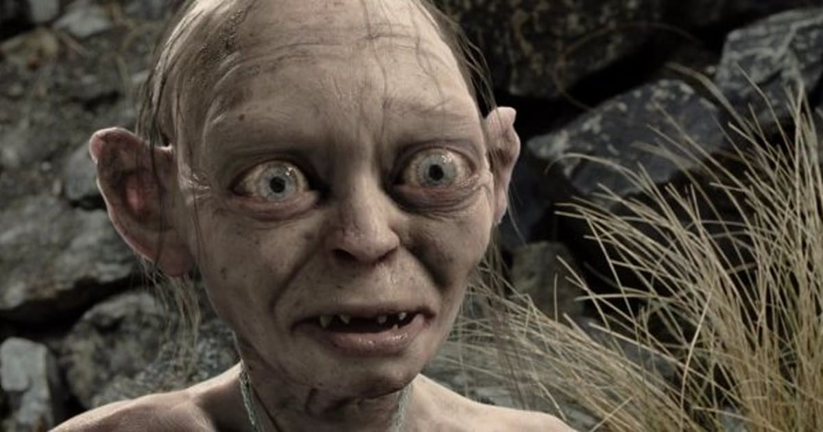 lord of the rings experts to decide if gollum picture is an insult