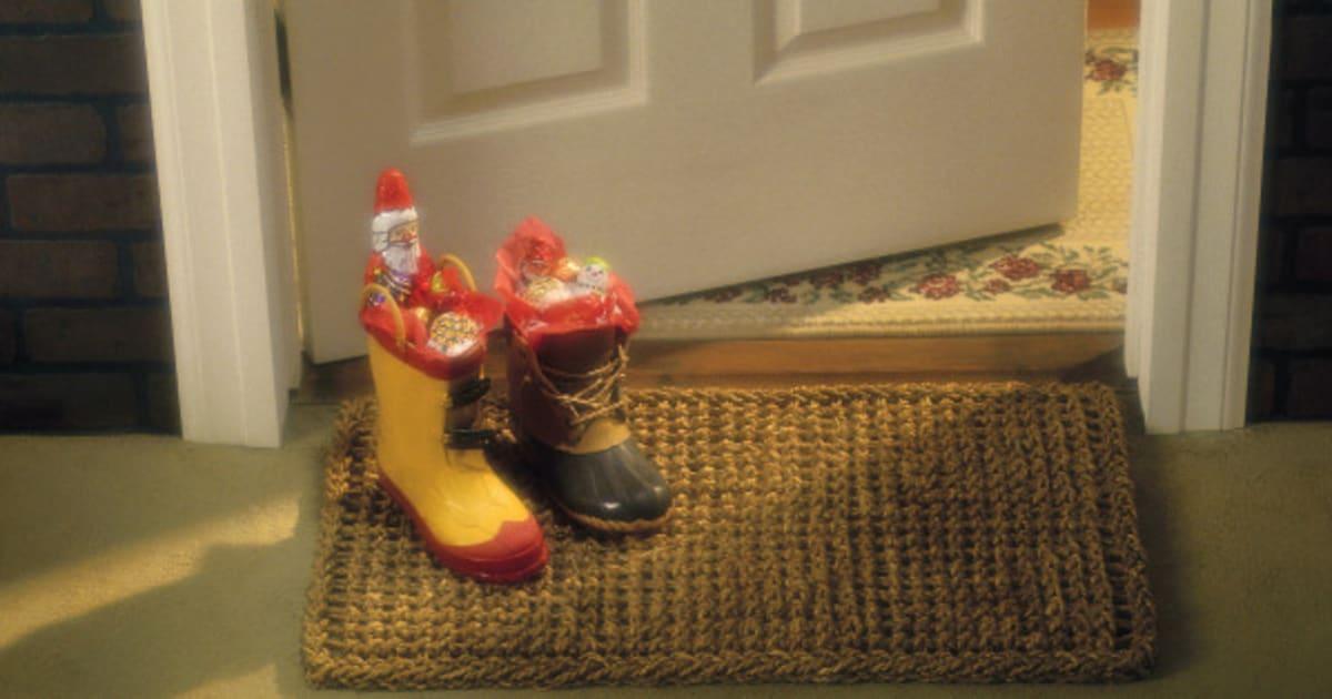 warum der nikolaus auch zu familie g l kommt huffpost. Black Bedroom Furniture Sets. Home Design Ideas