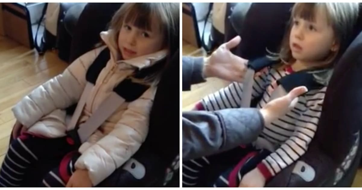 e30f62309a7d Danger Of Children Wearing Thick Winter Coats In Car Seats Shown In ...