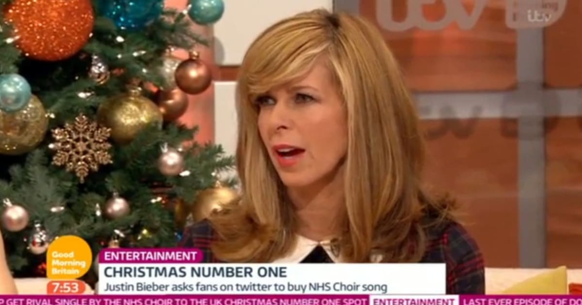 Justin Bieber\'s \'NHS Choir\' Support Tweets Slated By Kate Garraway ...