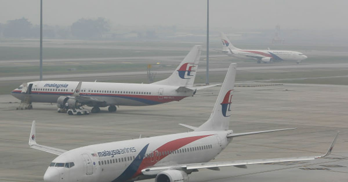 Malaysia Airlines Auckland Flight 'Flew In Wrong Direction