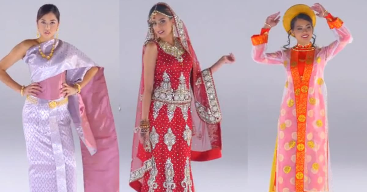 Asian Wedding Dresses: The Most Stunning Styles You\'ve Never Seen
