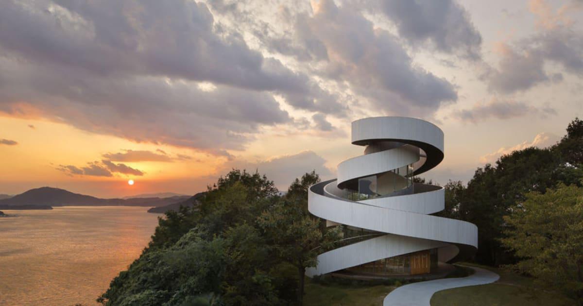 아치 데일리가 2016년 현재까지 최고의 건축을 선정했다(화보)