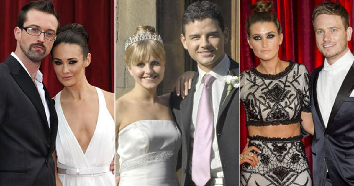 Soap Stars Who Hooked Up In Real Life: From 'Emmerdale' To 'EastEnders',  The Actors Who Got Together Off-Screen