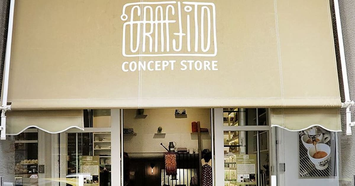 f846aebc0c2 5 concept stores που αλλάζουν το πρόσωπο της Αθήνας   HuffPost Greece