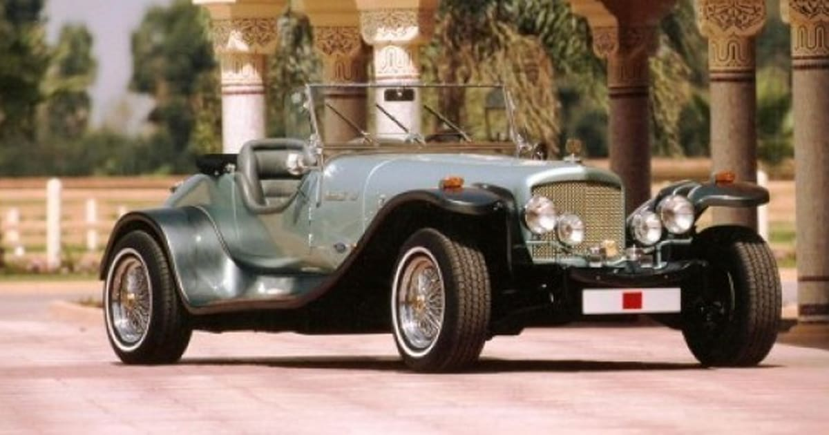 5a2c28250d98 La Menara, voiture 100% marocaine créée pour Hassan II (PHOTOS)   Al  HuffPost Maghreb