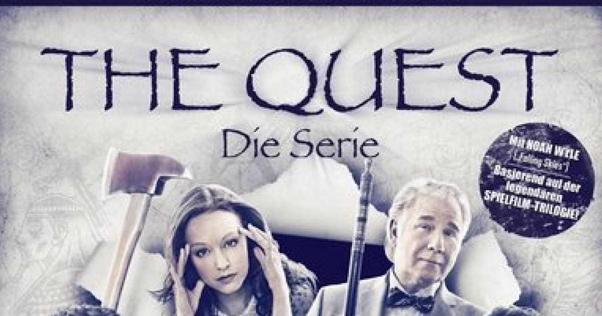 the quest staffel 2 deutschland