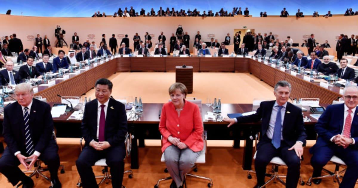 G20 Im Live Stream Berichte Aus Hamburg Online Sehen So Gehts