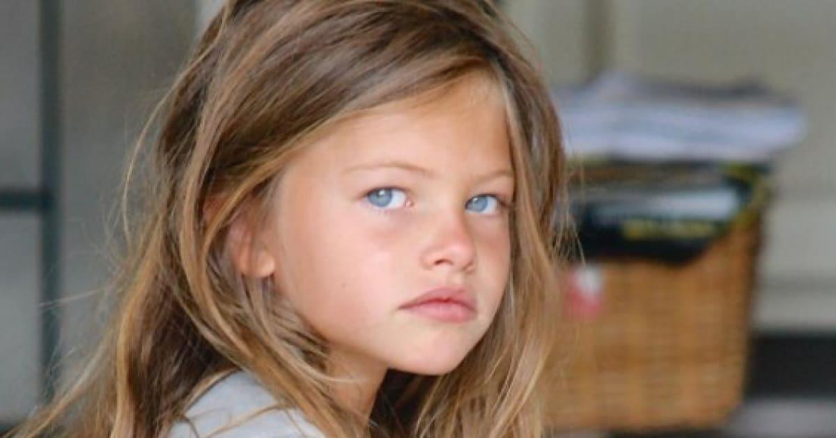 Vor 10 Jahren Galt Sie Als Das Schönste Mädchen Der Welt So
