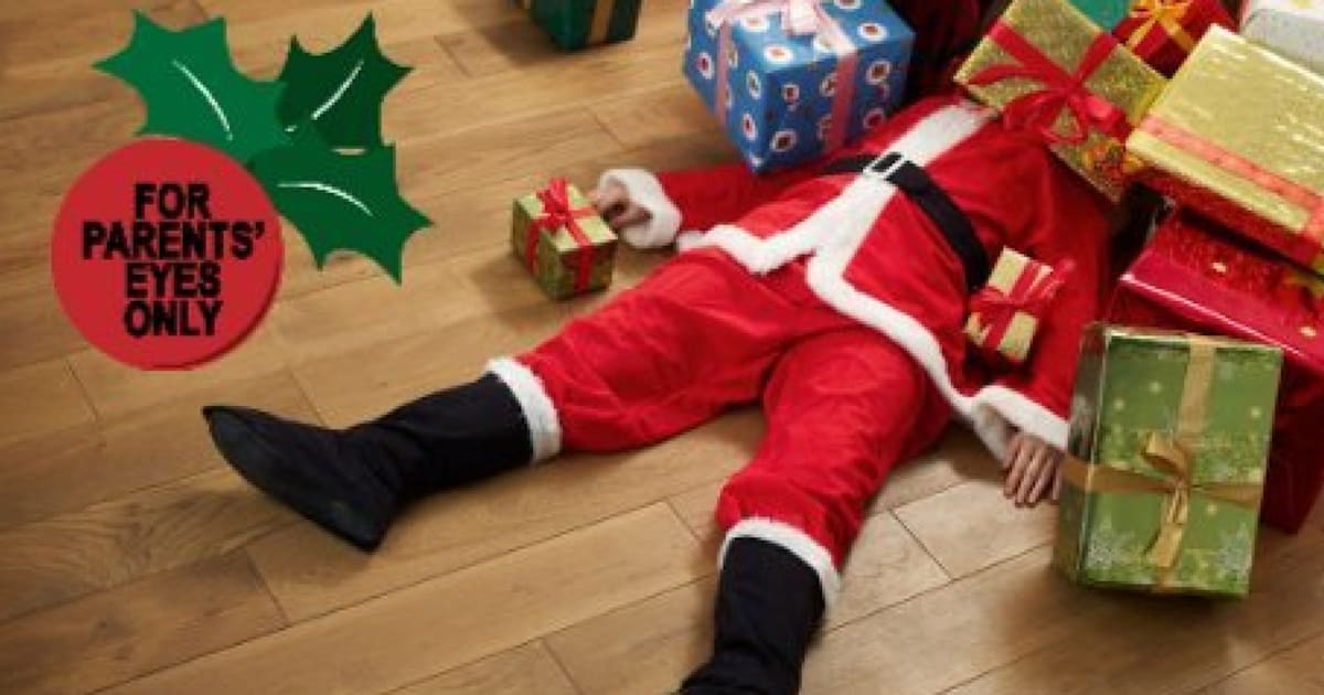The truth about santa: how and when to tell your children about