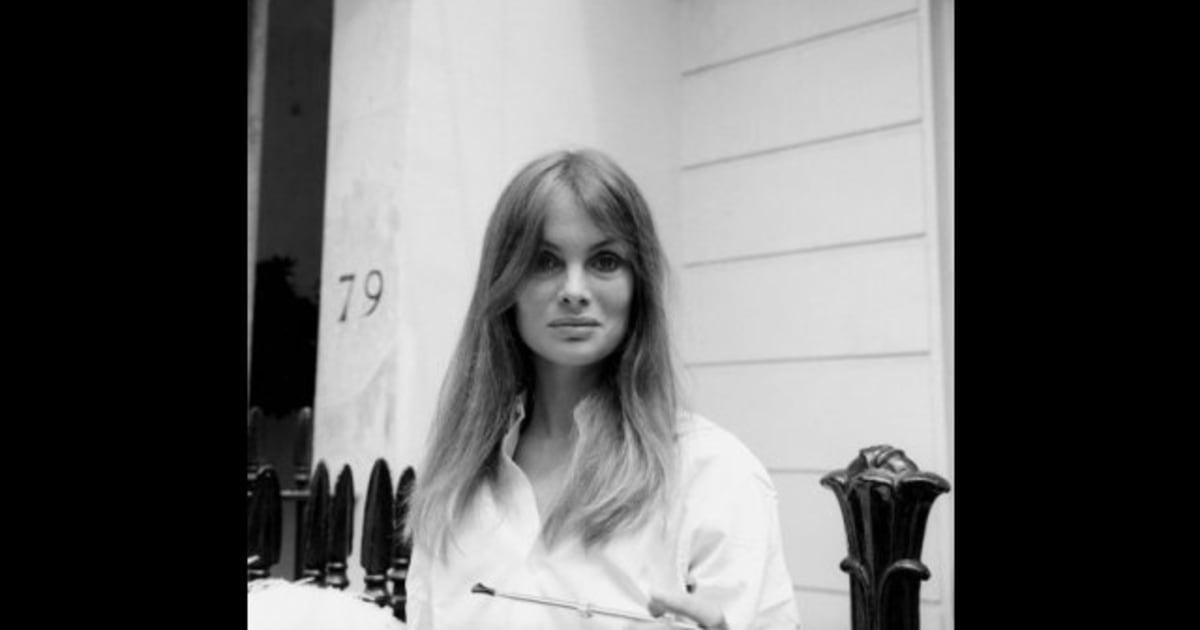 Happy 70th Birthday, Jean 'The Shrimp' Shrimpton