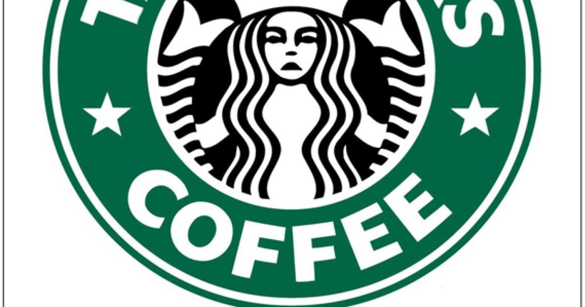 Google Starbucks And Amazon Unveil New Logos Picture