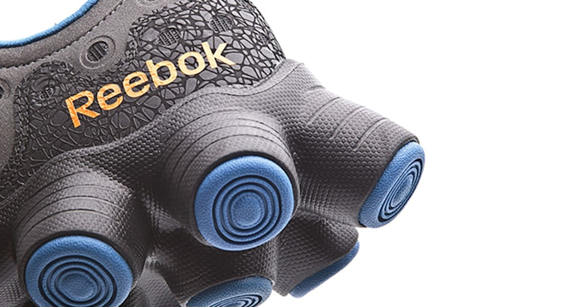 abadc335832 Reebok ATV 19+ Training Shoes  The Most Bizarre Fitness Tech Ever ...