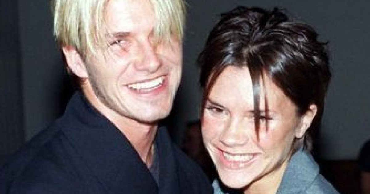 David And Victoria Beckham Married 15 Years Ago Today