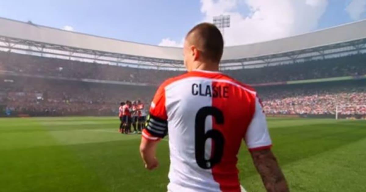 Feyenoord V Ajax Footage Looks Like Fifa (Video)   HuffPost UK
