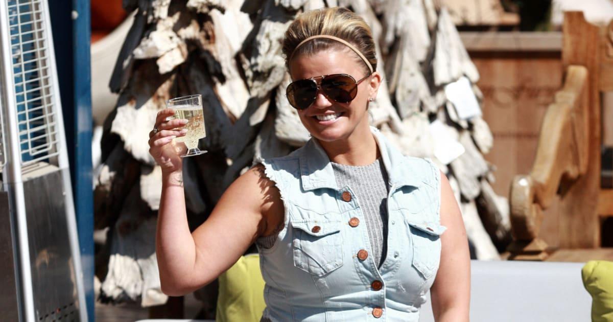 Kerry Katona Enjoys Day Of Shopping, Amid Reports Of Her
