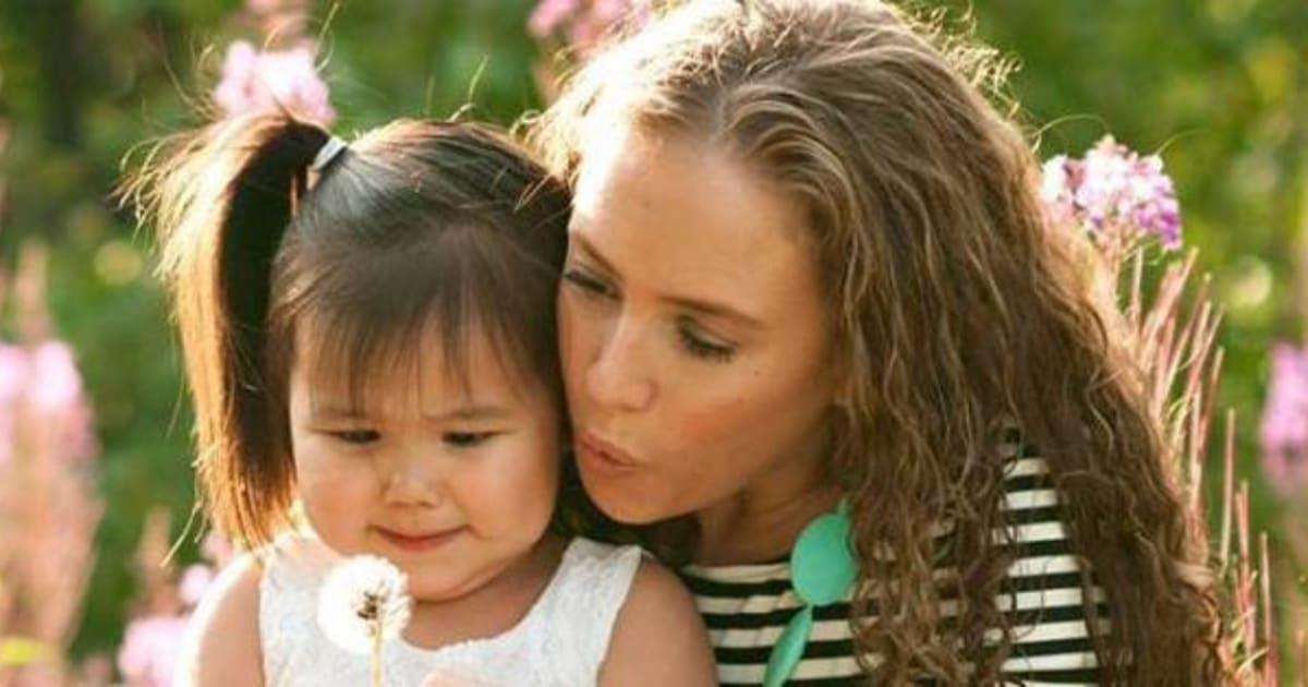 An die leibliche Mutter meiner Tochter: Unsere Tür steht