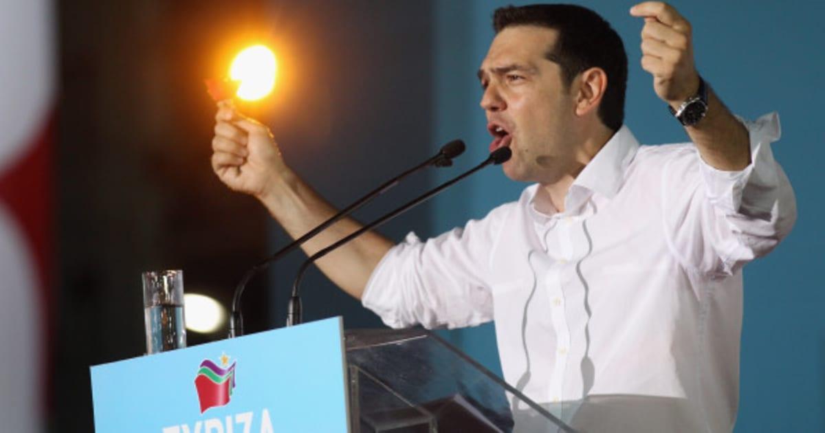 Die griechische Staatsschuldenkrise (auch griechische Finanzkrise und griechische Depression) ist eine seit laufende Krise des Staatshaushalts und der Volkswirtschaft der Republik Griechenland.