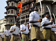 RSS On Writers' Protest: 'Pseudo-Secularists Returning Awards To Use Us As Punching