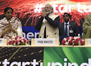 Indian Start-Ups At Risk As Modi's Funds May Fall