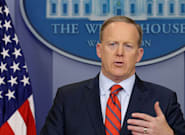 Sean Spicer Claims Hitler Never Used Chemical Weapons. (He