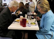 Hillary Clinton Details Everything She Ate On The 2016 Campaign
