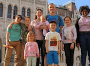 This Family Of 9 Travels The World On $6,500 A