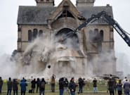 19th-Century German Church Is Demolished To Make Way For Coal