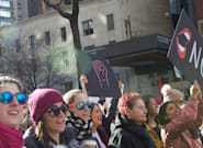 Nevertheless, She Persisted: A Year After The First Women's March, Energy Is Still