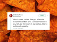 Doritos Are Making Quieter-Crunching Chips For Women, And People Can't Handle