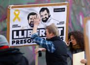 Los primeros presos del 'Procés': un año con los 'Jordis' en