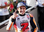 Marc Márquez logra su quinto campeonato del mundo de Moto