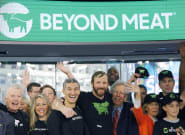 Beyond Meat Debuts On The Stock Market, Soars 163% In Its First