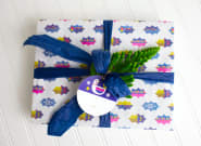 Eco-Friendly Wrapping Paper Wrappily Helps You Go Green For The