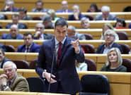 Pío García-Escudero abronca a los senadores del PP por abuchear a Pedro Sánchez: