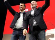 Pedro Sánchez, a sus votantes:
