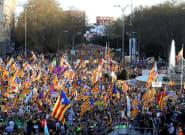 Puigdemont se cachondea por lo que ha visto en TV3 de la manifestación independentista de
