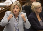 Andrea Horwath Accuses Doug Ford Of Muzzling Female Cabinet