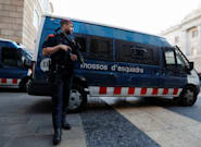 Espagne: un homme armé d'un couteau abattu alors qu'il attaquait un commissariat près de