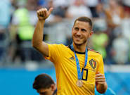 Classement Fifa: la Belgique rejoint la France à la première place grâce au...
