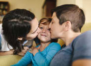 Coming Out To Your Kids Can Be Intimidating, But It Doesn't Have To