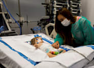 Un solo hígado salva la vida a una niña de 13 años y a una bebé de ocho meses gracias a un trasplante