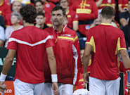 España, eliminada de la Copa Davis en semifinales ante