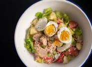 Recetas fáciles: ensalada templada con cuscús y