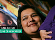 WATCH: A Timeline Of Roshene Singh's