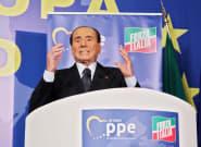 Berlusconi se postula como candidato a las europeas para