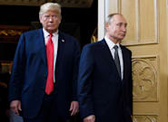 Trump quiere su segunda cumbre con Putin en Washington en
