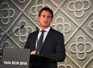 Manuel Valls officialise sa candidature à la mairie de