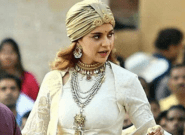 A Caste-Based Fringe Group Is Targeting Kangana's Laxmibai Biopic For Allegedly Depicting Her Liaison With An