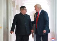 Kim Jong Un veut revoir Donald Trump